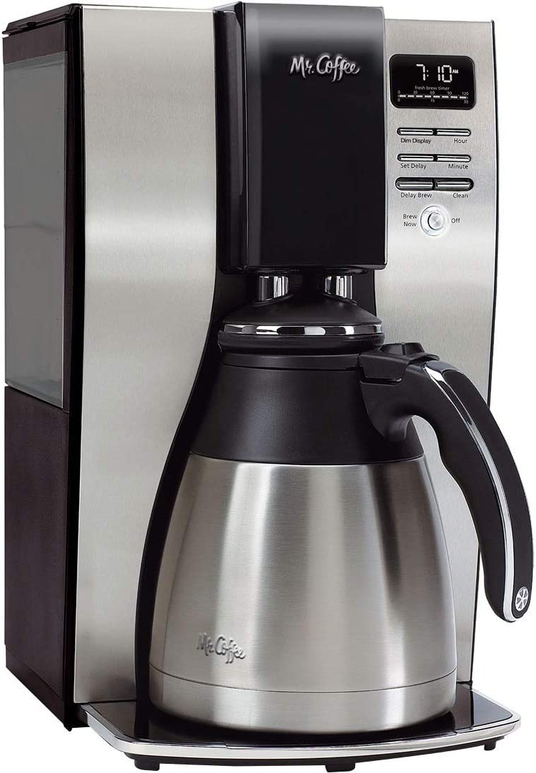 4. Mr. Coffee 10 cup coffee maker, best cheap coffee maker