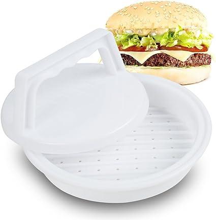 Pressa hamburger hamburger PATTY Maker stampa Former plastica