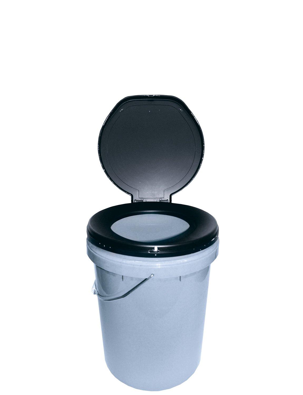 RELIANCE Luggable Loo Portable Camping Toilet: Amazon.co.uk: Sports ...