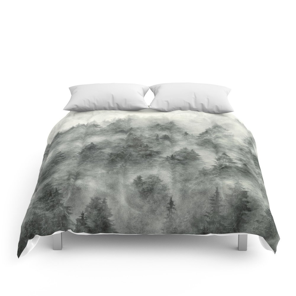 Society6 Everyday Comforters Full: 79'' x 79''