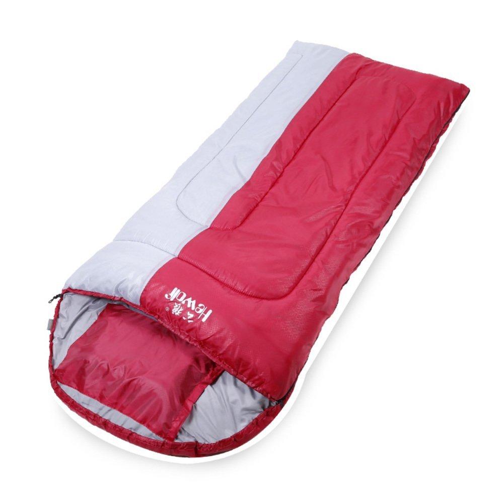 Erwachsene im Freien Schlafsack/Winter dicke warme Schlafsack/Widening können im Doppelschlafsack gespleißt werden