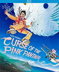 Curse of the Pink Panther [Blu-ray]