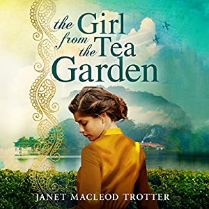 The Girl from the Tea Garden Audiobook