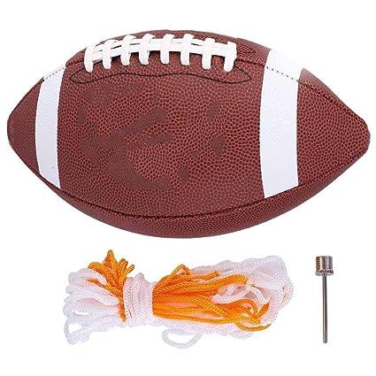 VGEBY1 Balón de Rugby tamaño 6 Balón de Grado Profesional Fútbol ...