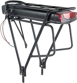 X-go - Batería para Bicicleta eléctrica (36 V/48 V, ión de Litio ...