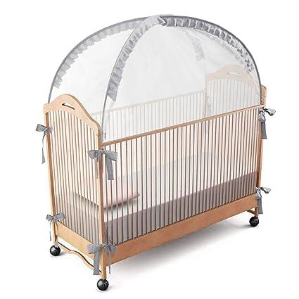 Amazon.com: RUNNZER - Tienda de seguridad para cuna de bebé ...