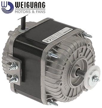 YZF34-45-18/26 - Motor de ventilador (230 V, 34 W, 1300 rpm, 50/60 ...