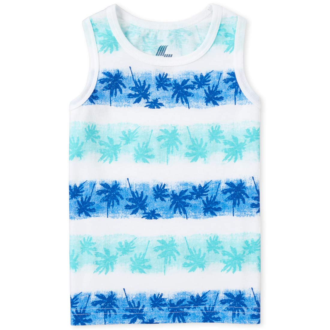 The Childrens Place Boys Graphic Tank Top