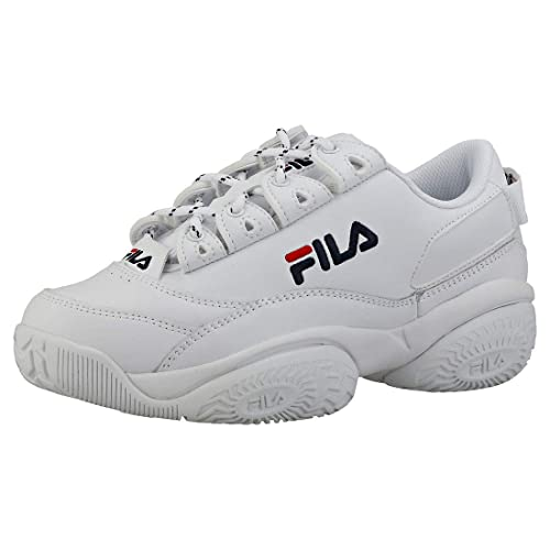 Fila Provenance Femmes Blanc Basket: : Chaussures
