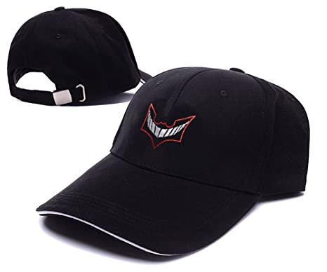 SAYOU Batman Beyond Return Of The Joker Logo Adjustable Baseball Caps  Unisex Snapback Embroidery Hats  Amazon.co.uk  Clothing ee2dc9db4a8