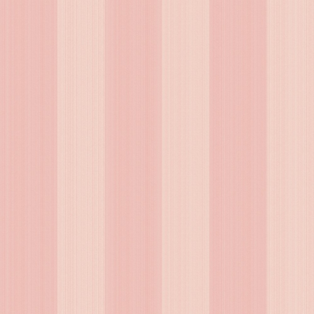 Decorate By Color BC1581022 Pink Pastel Stria Stripe Wallpaper
