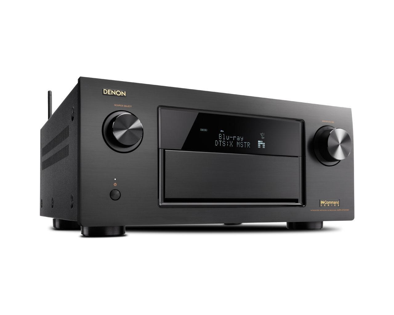 Denon AVR-X7200WA 9.2 Channel Full 4K Ultra HD AV Receiver with Bluetooth and Wi-Fi by Denon