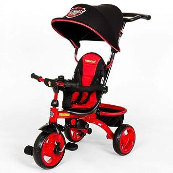 Amazon.com: KidsEmbrace Paw Patrol Triciclo de silla de ...