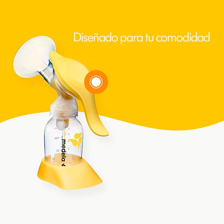 Sacaleches manual, extractor de leche Harmony Medela: Amazon.es: Bebé
