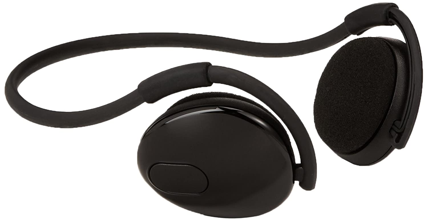 AmazonBasics Bluetooth Stereo Headphones with Microphone
