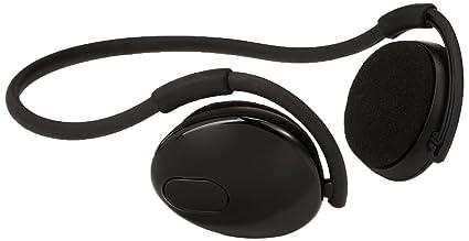 AmazonBasics - Auriculares estéreo con Bluetooth y micrófono