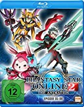 Phantasy Star Online 2 - Volume 2: Episode 05-08 [Alemania] [Blu-ray]