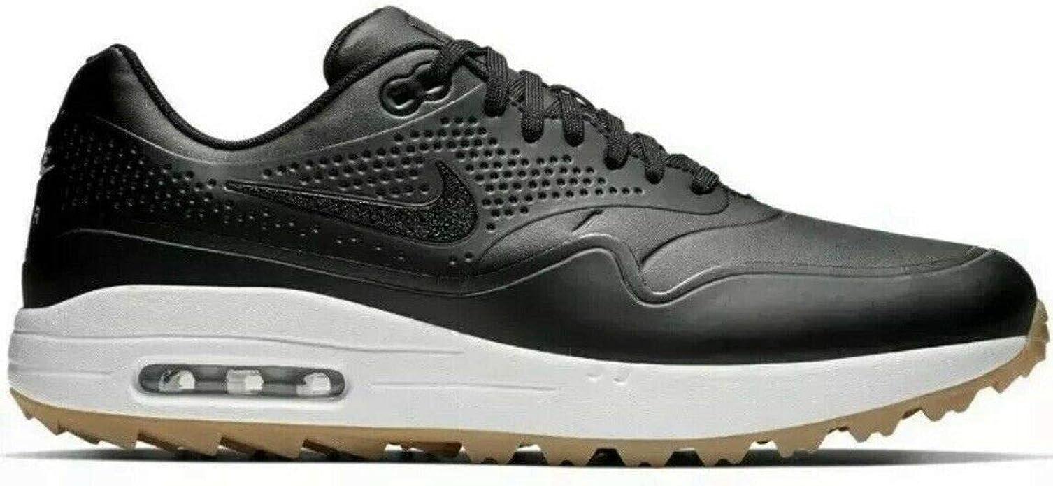 Nike Air Max 1 G Golf Shoes Black