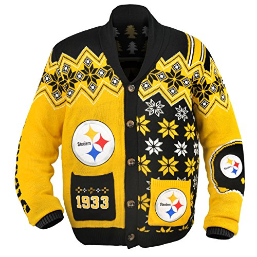 Pittsburgh Steelers Ugly Christmas Sweaters