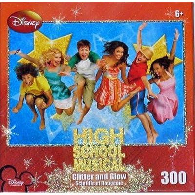 Disney High School Musical: Summer Blast 300 Piece Puzzle: Toys & Games