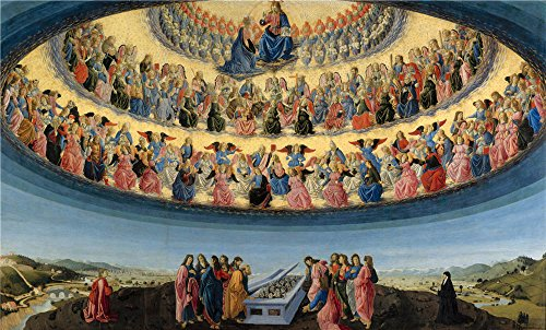 francesco-botticini-the-assumption-of-the-virgin-oil-painting-8-x-13-inch-20-x-34-cm-printed-on-high