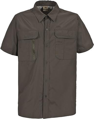 Trespass Colly - Camisa/Camiseta para Hombre, Talla única
