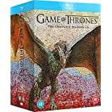 Game of Thrones The Complete Seasons 1-6 and Cluedo Board Game Bundle