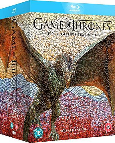 Game of Thrones - Season 1-6 [Blu-ray] [Region