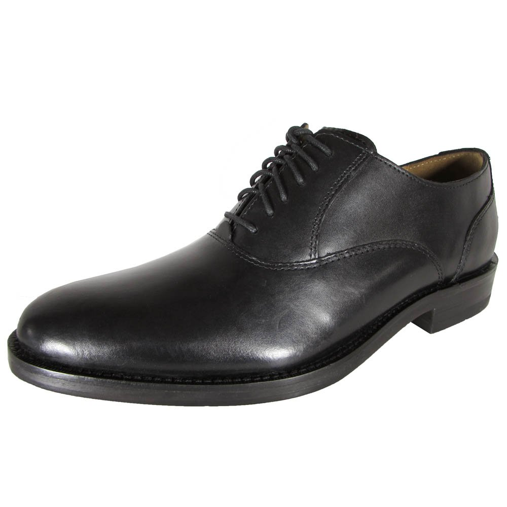 Cole Haan Men's Madison Plain Oxford (9 W, Black) by Cole Haan