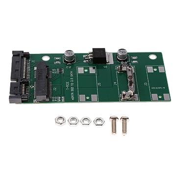 SM SunniMix Mini Pci-e MSATA A SATA 2.5