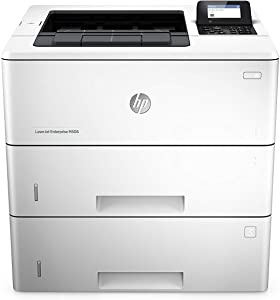 HP Laserjet Enterprise M506x Monochrome Printer, (F2A70A) (Certified Refurbished)