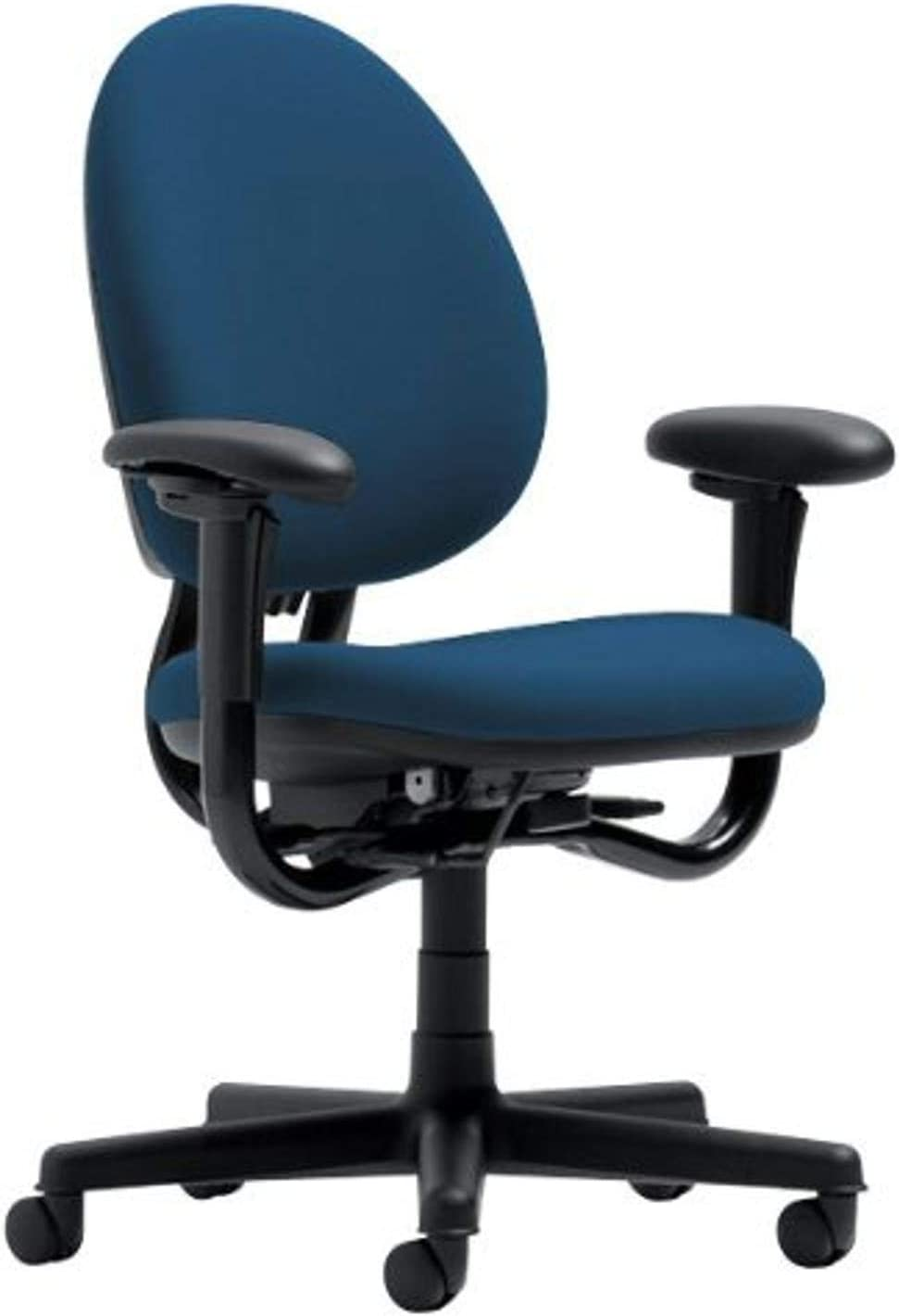 Steelcase Criterion Chair, Blue Fabric