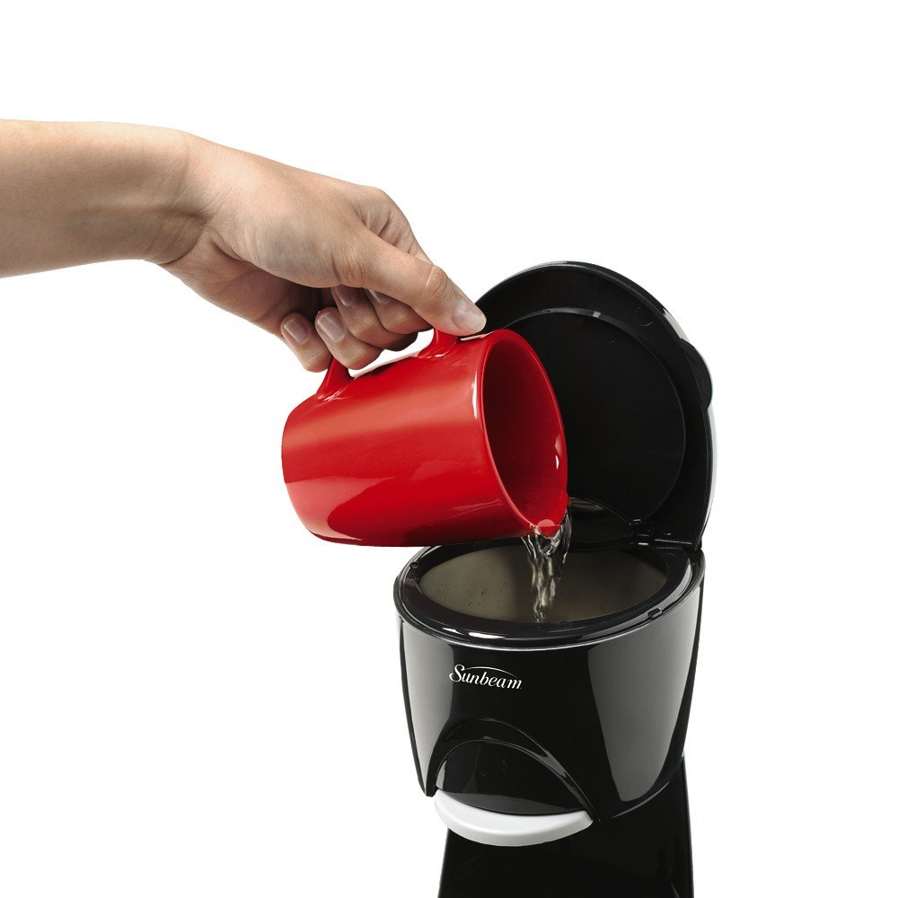 Sunbeam Hot Shot caliente dispensador de agua 454 g negro: Amazon.es: Hogar