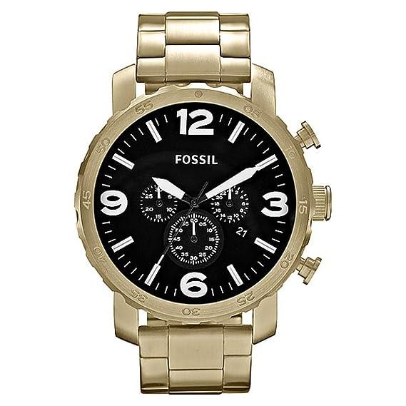 167eada1dfb4 Fossil JR1421 - Reloj cronógrafo de Cuarzo para Hombre