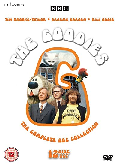 The Goodies: The Complete BBC Years DVD Boxset