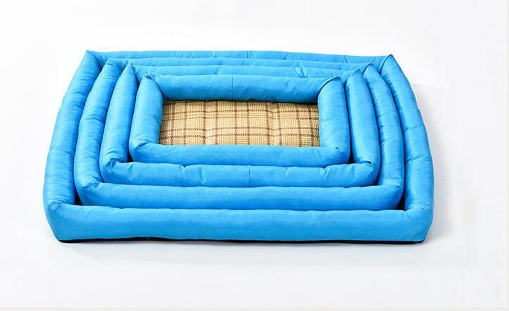 MblueE AISHUAIGE Summer ice silk doghouse dog house cooling summer doghouse pet pad pet products