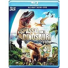 a spasso con i dinosauri - walking with dinosaurs (3d) (blu-ray 3d+dvd) blu_ray Italian Import