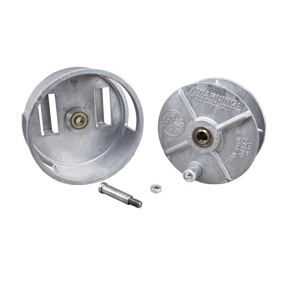 Amazon.com: Tie-Wire Reel, Lightweight Aluminum, Left Handed and ...