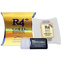 cartão r4 gold pro +8gb com jogos