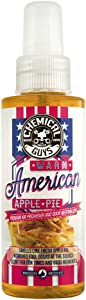 Chemical Guys AIR22704 Air Freshener & Odor Eliminator (Warm American Apple Pie), 4 fl. oz