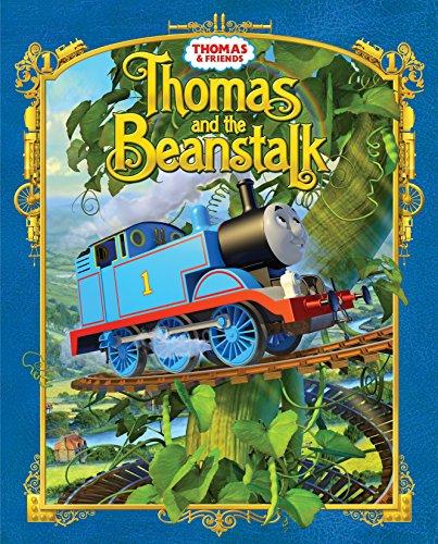 Thomas and the Beanstalk (Thomas & Friends) (Big Golden Book) (Thomas The Tank Engine Man)