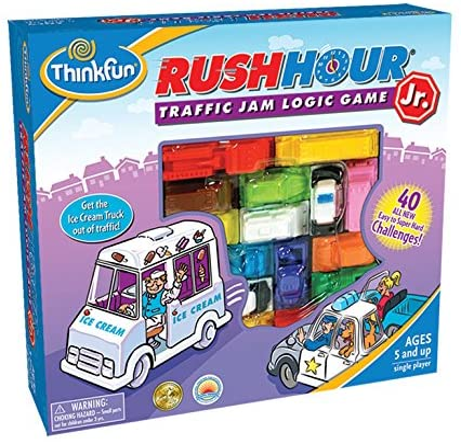 ThinkFun Rush Hour Jr, Juego