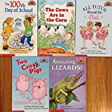 img - for Hello Reader! 5-Book Set (Level 2: Kindergarten-Grade 2):