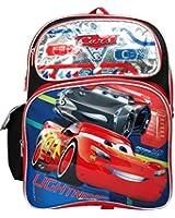 "Disney Pixar Cars 3 Large 16"" Backpack"