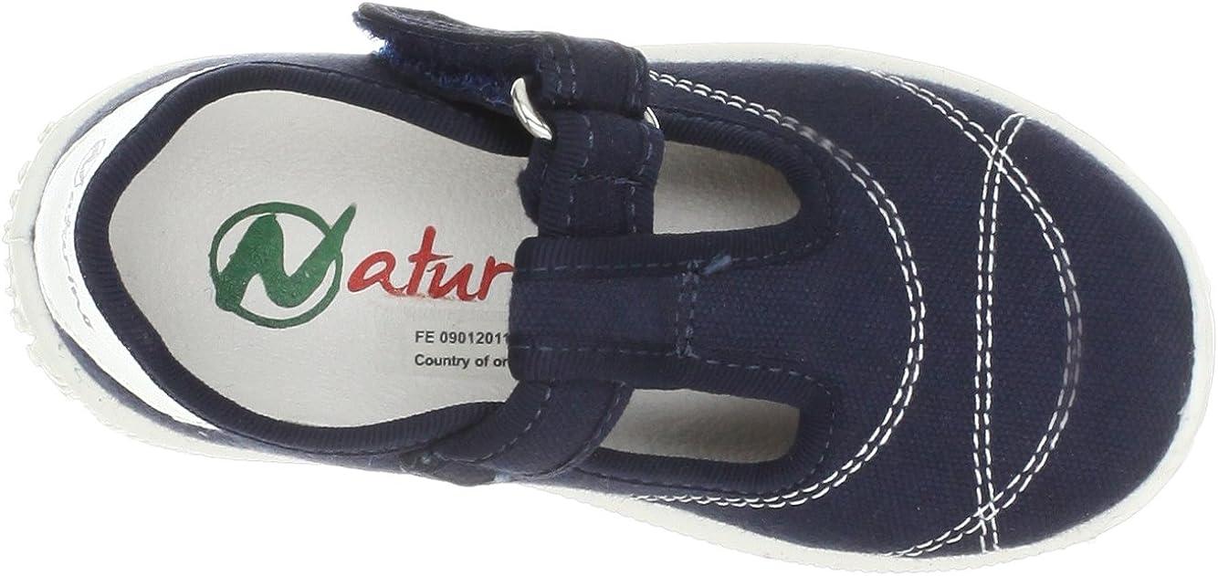 US Size 8 Naturino falcoot 279 Bleu EU Toddler Size 25