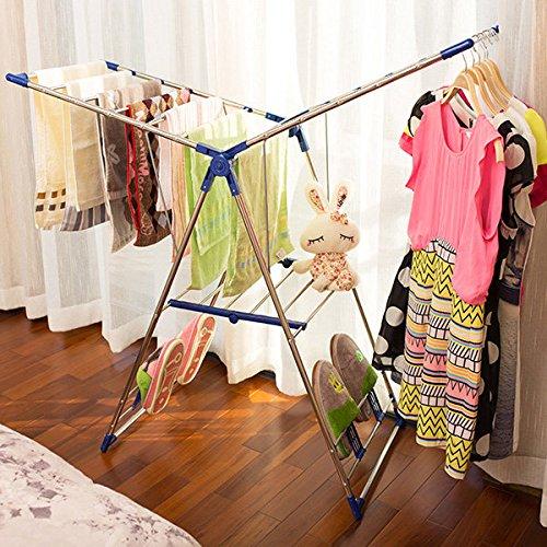 Bazaar Multifunction Indoor Outdoor Household Clothes Drying