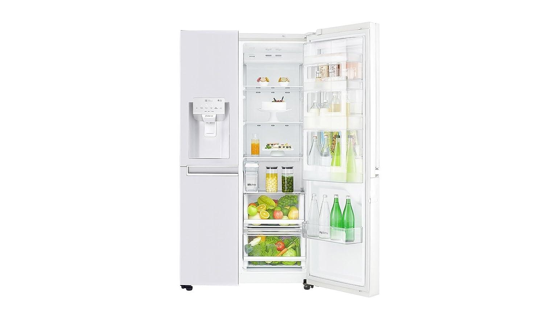 Lg Side By Side Kühlschrank Zieht Kein Wasser : Lg electronics gsj swxz side by side kühlschrank a