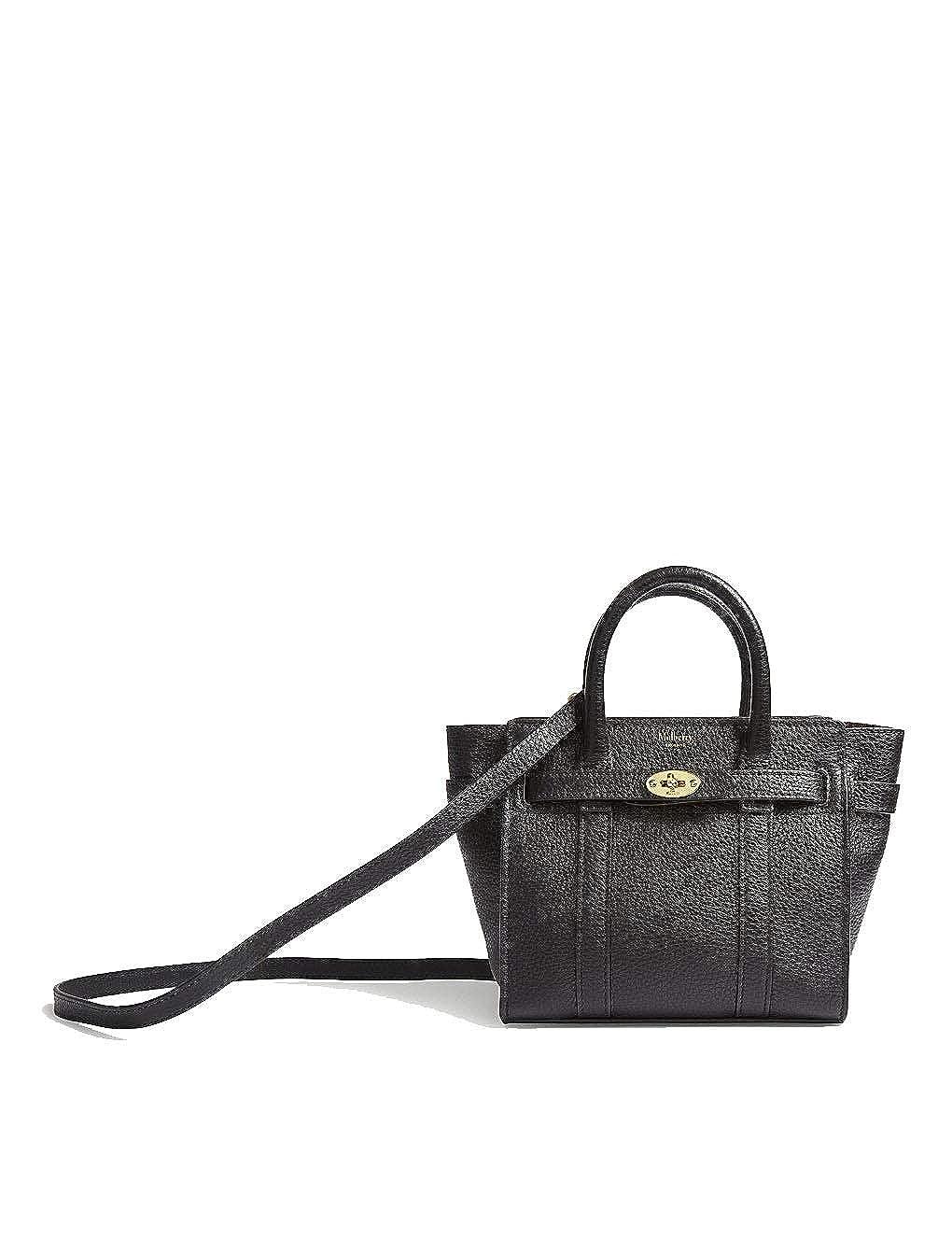 f476d924c1 Mulberry Men s Shoulder Bag Black Black Brand Size One size  Amazon.co.uk   Clothing