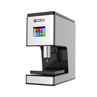 WiibooxSweetin - Impresora de chocolate comestible 3D para ...