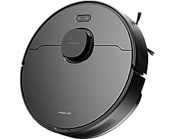 MOVA Robot Vacuum and Mop, Lidar Navigation Robot Vacuum, Robot Vacuum Cleaner with 4000Pa Strong Suction, Alexa, Smart Mappi